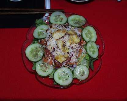 Japanese Fish Salad