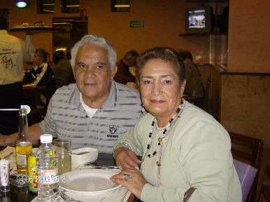 Armando and Juanita