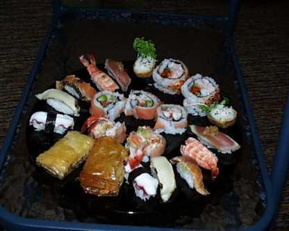 Koishi's Sushi