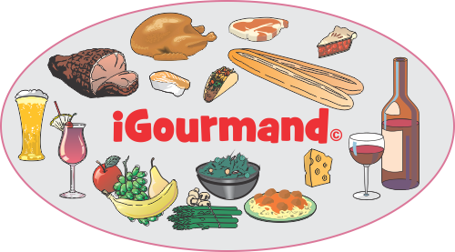 iGourmand – Eat, Drink, Man, Woman